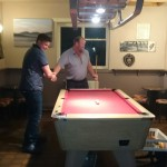 GFN Pool Compettion 2015 - Richard beats Aled in the final to take the title